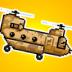 直升机救援游戏