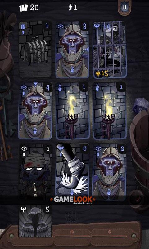 Card Thief 一款策略潜行类纸牌手游 第3张
