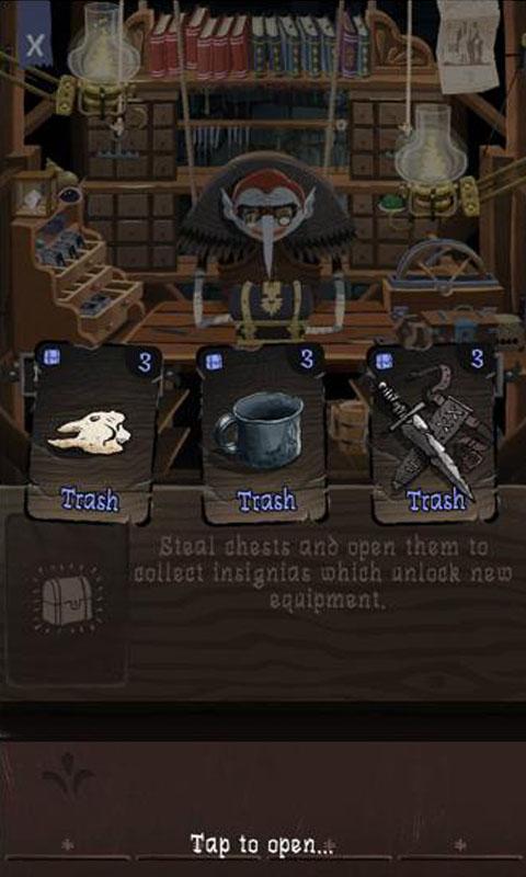 Card Thief 一款策略潜行类纸牌手游 第5张