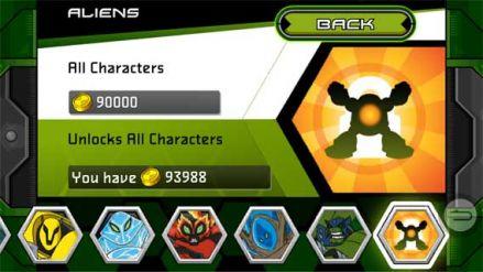 BEN10终极英雄修改版截图2