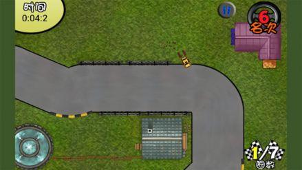 拇指赛车  v1.0截图3
