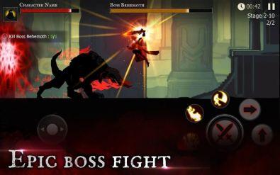 死亡之影黑暗骑士破解版 v1.12.7.0截图4