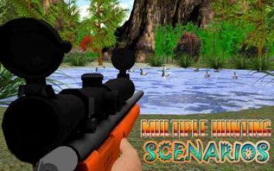 Duck Hunting Game 3D v1.0截图1