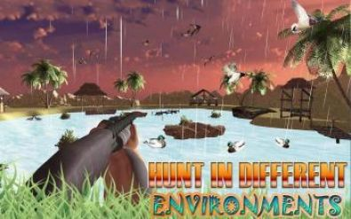 Duck Hunting Game 3D v1.0截图2