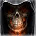超酷地狱火骷髅动态壁纸