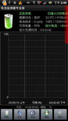 电池监测器汉化版 Battery Monitor Widget Pro截图1