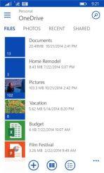 微软OneDrive截图1